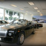 Rolls Royce Newport Beach Event