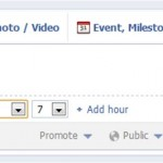 Facebook Adds Scheduled Posts