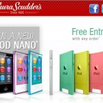 Laura Scudders iPod Nano Giveaway