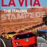 La Vita Lamborghini Magazine