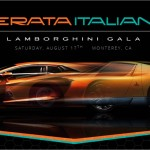 Serata Italiana Lamborghini Website Shot
