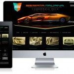 New Serata Italiana Responsive Design Website