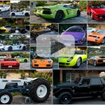 2013 Serata Italiana Lamborghini Club America Sizzle Reel
